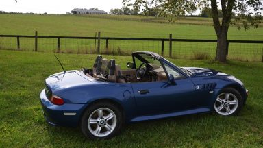 BMW Z3 PHOTOS
